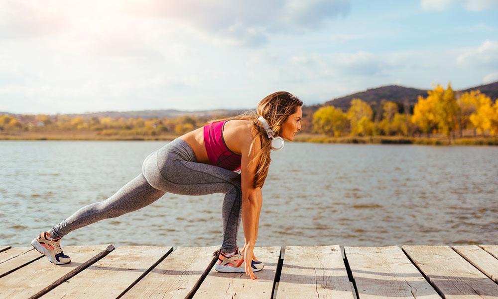 Exercices pour se remettre en forme