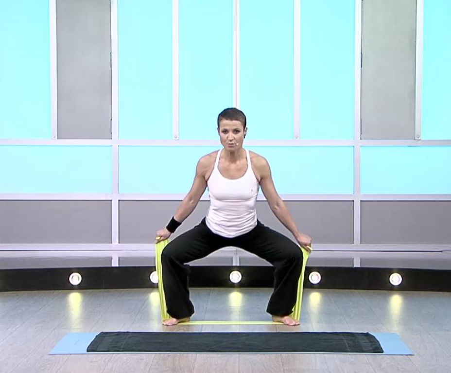 Discipline sportive : Elastic Fitness