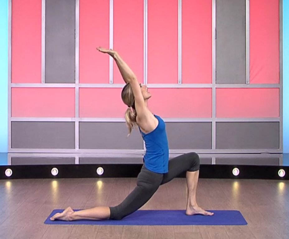 Discipline sportive : Power Yoga