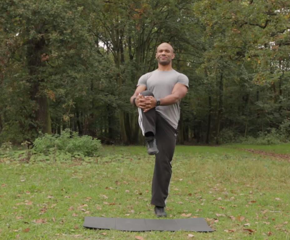 Discipline sportive : Réveil musculaire