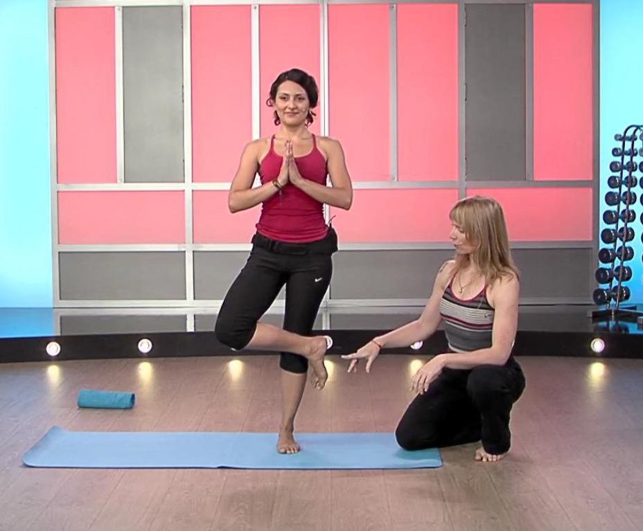 Discipline sportive : Yoga