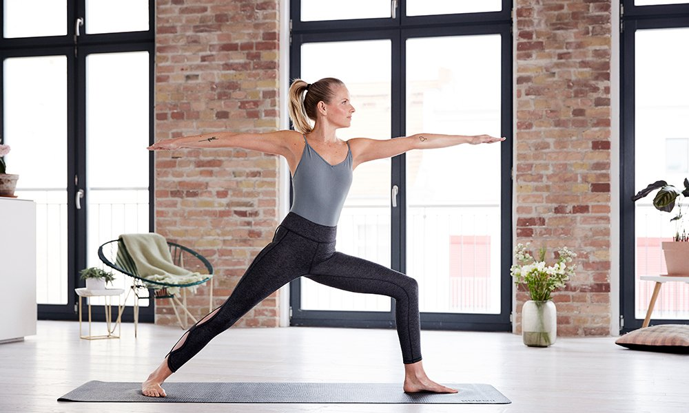 Sélection tenues yoga Zalando